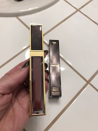 Tom Ford Gloss Luxe Lipstick Makeup 04 Exquise new Toronto, M8W 3P3