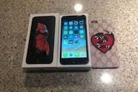 iPhone 6S plus 64gb factory unlocked for all carriers worldwide in box with free case Las Vegas, 89101