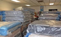 Brand New Mattresses various sizes 50-80% off Blowout sale Priced to sell STERLING