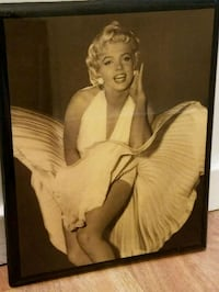 'Marilyn Monroe Lifted Skirt' Iconic Graphic Art Fairfield, 45011