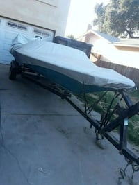 Boat and trailer Tulare, 93274