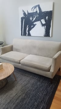 Used Mid Century Modern Sofa Available Until Nov 16 For