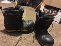 Baffin Alaska Boots Size 10 NEVER WORN ! Oil and Acid resistant heavy duty BRAND NEW! RETAIL $199.19 Anchorage, 99507