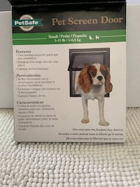 DOG or CAT DOOR, NEW in box, for 1 to 15 pounds Port Saint Lucie, 34953