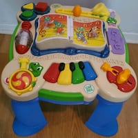 Table Musicale/ Musical Table. Brossard, J4W 2Z1