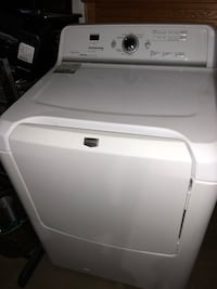 white front-load clothes washer Matteson, 60443