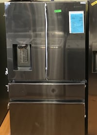 New refrigerator French door Samsung  Lake Worth, 33463