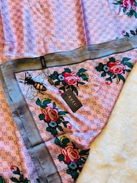 GG Scarf silk  floral  Germantown, 20874