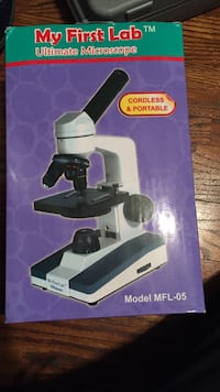 Microscope kit Georgina, L0E 1N0