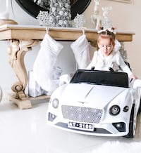 Bentley Kids Ride On Car