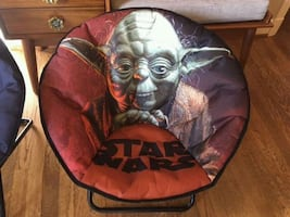 Star Wars Saucer Chairs