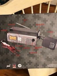 Radio shack digital Police scanner used a few times, perfect condition, comes with all paper work.  Westminster, 21158