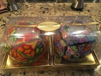 Brand New. 2 magic glow candles