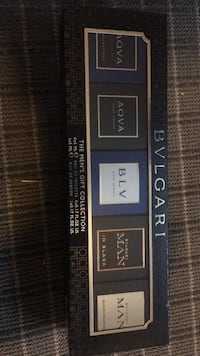Cologne (BVLGARI)  5 set -Never open Frederick, 21702