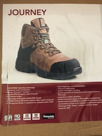 kodiak journey steel toe boots Brampton, L6S 2N6