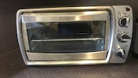stainless steel Oster oven toaster Lubbock, 79424