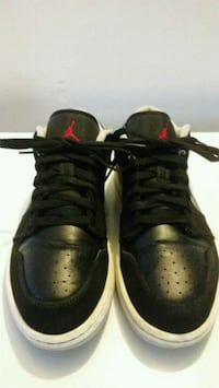 pair of black Air Jordan basketball shoes Lancaster, 93535