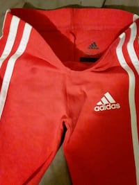 Girl addidas shirt and leggings set for $10 Los Angeles, 90061