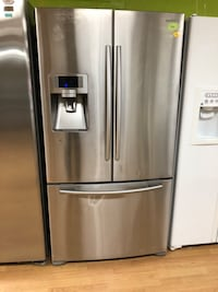Stainless Steel Samsung French Door Refrigerator  Woodbridge, 22191