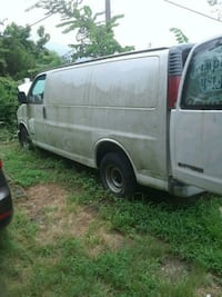 Chevrolet - Express - 2002 Prince George's County, 20785