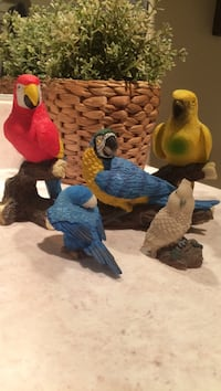 Just some small ceramic bird decorations perfect for your windowsill   Garden Grove, 92840