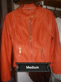red zip-up jacket Edmonton, T5E 3S4