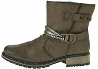 Rieker boots size 8 (Switzerland) Pitt Meadows, V3Y 1Z2