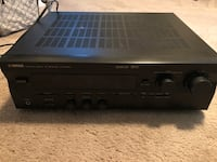 Yamaha Natural Sound Receiver with 4 speakers and Subwoofer Virginia Beach, 23455