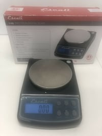 ESCALI L125 HIGH PRECISION PROFESSIONAL SCALE- BNIB Ajax