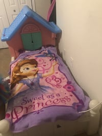 Toddler bed need gone this week Newport News, 23608