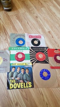 Old 45s Haverhill, 01835