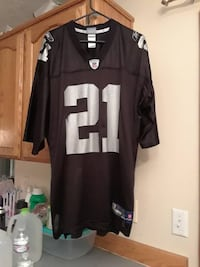 black and white NFL jersey Portland, 97233