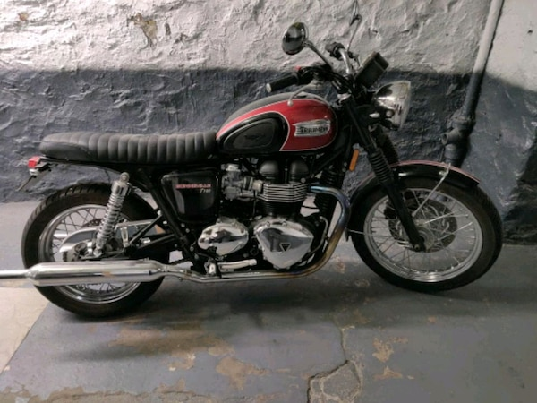 Used 2014 Triumph Bonneville T100 Special Edition For Sale In New