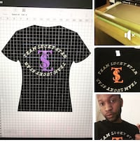 K&B Customs T's Baltimore