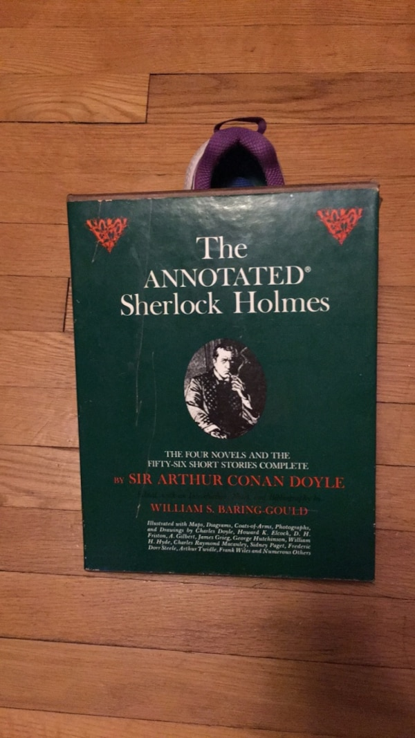 The complete Annotated Sherlock Holmes