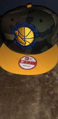 Golden State Warriors SnapBack Toronto