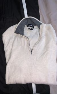 Medium Express pullover sweatshirt (originally $60) New York, 11209