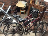 2 huffy savannah women's bicycles
