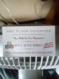 Interior design and installations. Of all flooring Aloha