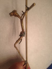 red and black compound bow