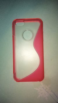 Pink and clear iPhone 5case Toronto, M9W 6A6