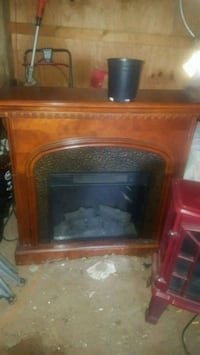 Amish stand heater Cleveland, 13042