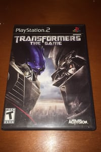 PS2 Transformers The Game Germantown, 20874