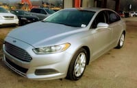 2013 Ford Fusion S I4 FWD