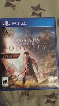 Assassin's Creed Odyssey Ps4 Marrero, 70072