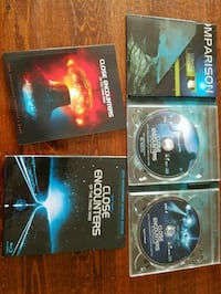 Close Encounters of the third kind Blu-Ray  Aurora, 80011