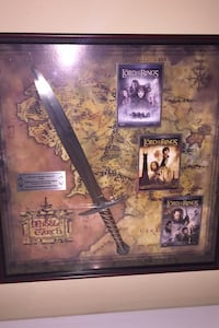 Lord of the Rings Trilogy promo
