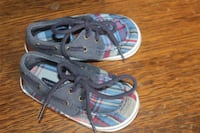 $12 for both pairs Tommy and Naturino baby boy shoes size 4 Vaughan