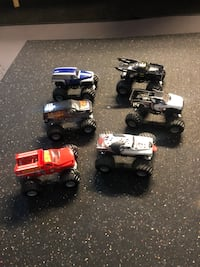 1/8 scale monster trucks  Brantford, N3R 1N2