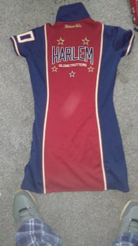 FuBu Harlem Gloebtrotter dress 399 mi